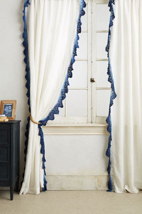 White Curtains With Navy Trim 10 Ways To Create Standout Decor Chatelaine