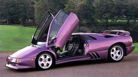 Lamborghini Diablo Colors 152 Best Images About Purple Cars On Plymouth