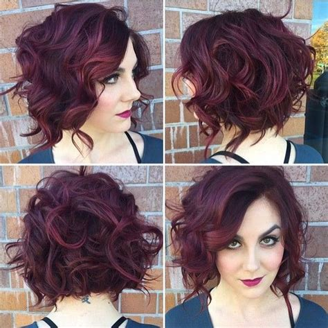 stacked perm bob haircuts best 20 curly stacked bobs ideas on pinterest curly bob