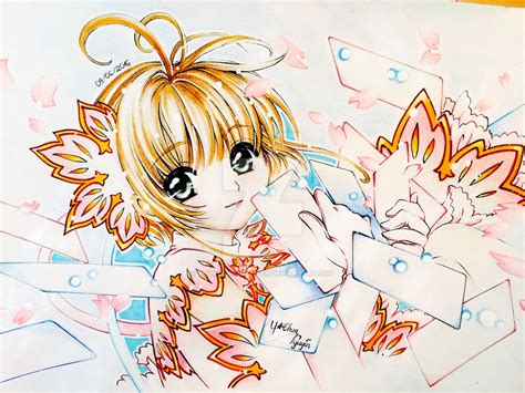 cardcaptor clear card 1 kinomoto ccs clear cards cl by