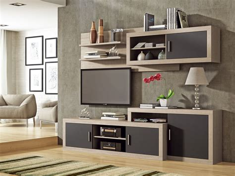 muebles para salon comedor mueble de sal 243 n comedor roble y grafito mobiliario sal 243 n