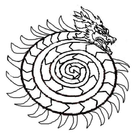 dragon mandala coloring pages free coloring pages of aztec calendar symbols