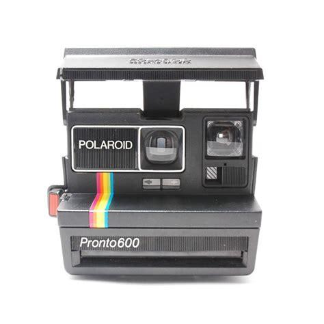 polaroid instant 600 polaroid pronto 600 instant we pola