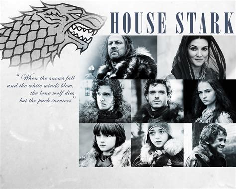 house of stark house stark game of thrones wallpaper 27364267 fanpop