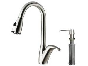 kitchen faucets with sprayer in head kitchen faucet w dual pull out spray head in stainless