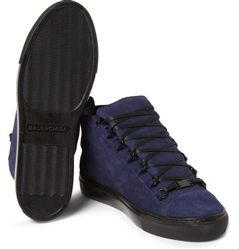 blue suede balenciaga sneakers blue suede balenciaga sneakers 28 images limited