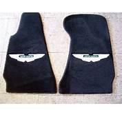 Aston Martin Floor Mat Kits