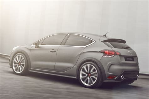 Citroen Ds4 by The Hatch Is Back Citroen Ds4 Racing