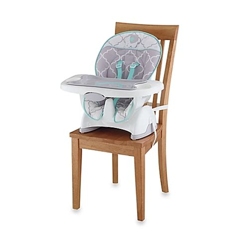 fisher price 174 deluxe spacesaver high chair in safari
