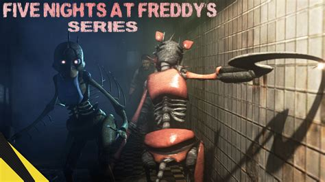 series trailer sfm five nights at freddy s series trailer