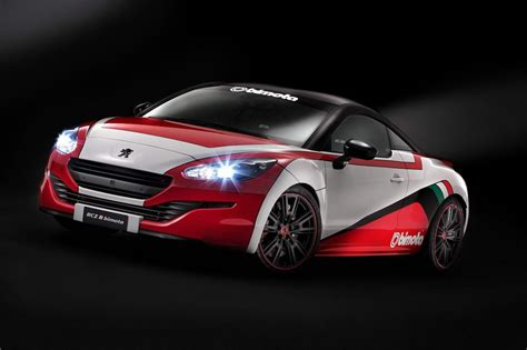 peugeot rcz r modified peugeot rcz r gets 300hp bimota special edition evo