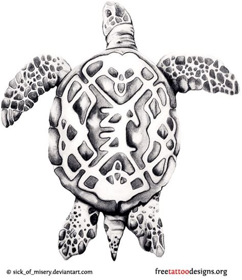 polynesian tattoo turtle designs turtle tattoos polynesian and hawaiian tribal turtle