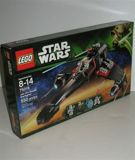 Genuine 75018 Lego Wars Special Forces Trooper Figure Min lego s 75018 kit is wars jek 14 s stealth starfighter minifigures include bounty