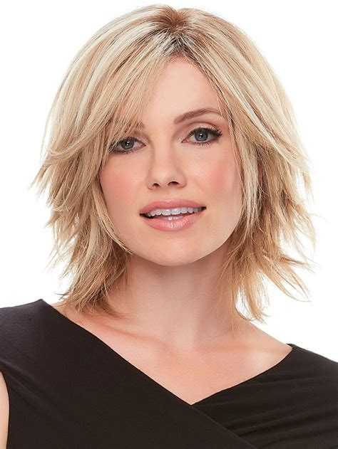 light gold brown lt natural gold blonde blend medium top form 6 8 quot by jon renau remy human hair topper wigs