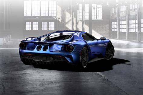 four ford ford gt production expanded to four years