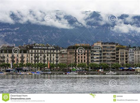 Overall Jeneva geneva switzerland royalty free stock photos image 6085888