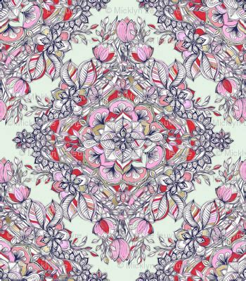 doodle god wiki fabric floral doodle in and pink fabric micklyn