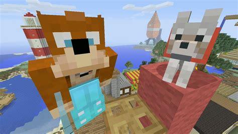 Minecraft Xbox - Flap Frenzy [175] - YouTube L For Lee Minecraft Stampy