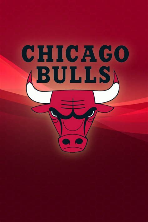 chicago bulls logo  iphoneipod touchandroid