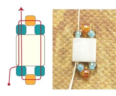 ladder stitch beading patterns 8 steps to an embellished tila bead bracelet with