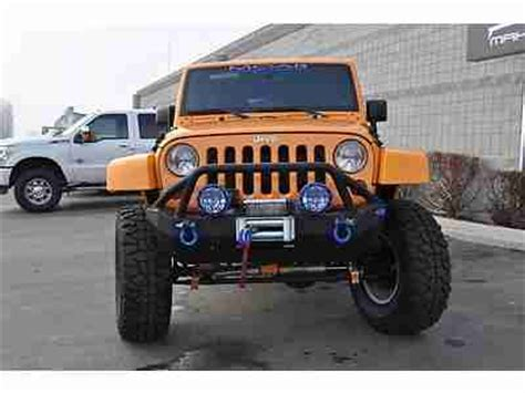 Moab Industries Jeep For Sale Purchase Used Moab Industries Custom Paint And