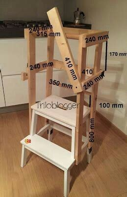 Kitchen Helper Safety Tower Step Stool by Kitchen Helper Step Stool Plans Crafts