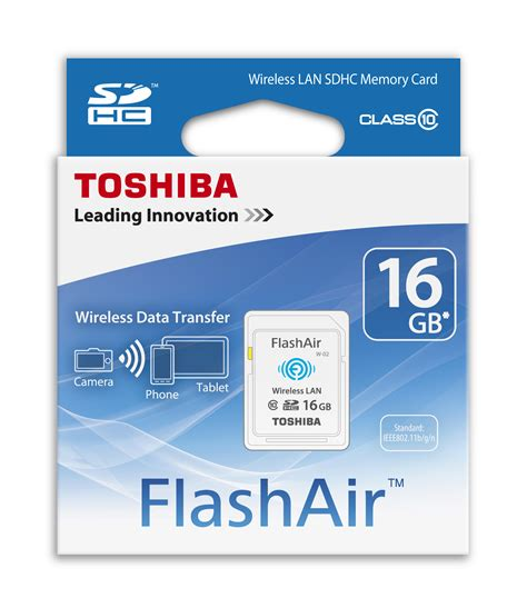 biareviewcom toshiba flashair