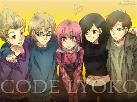 Softlens Geo Anime Cp F1 14mm spis opowiada蜆 o code lyoko k艱cik artystyczny