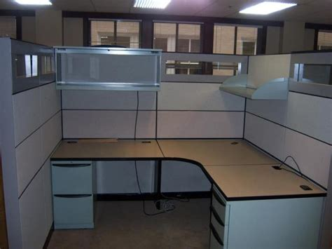 used office cubicles allsteel consensus cubicles at furniture finders