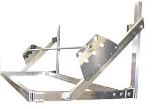 Trailer Tire Rack Pit Products 6 6ft Aluminum Tire Wheel Rack Race Car