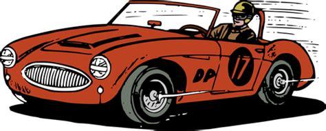 car racing public domain vectors
