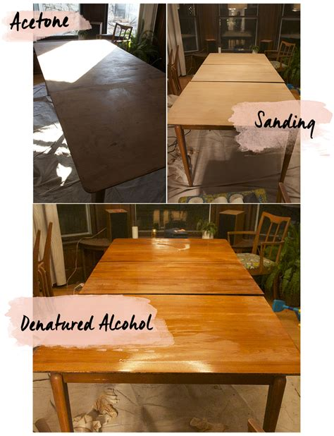 how to refinish laminate table top refinishing a laminate table top brokeasshome com