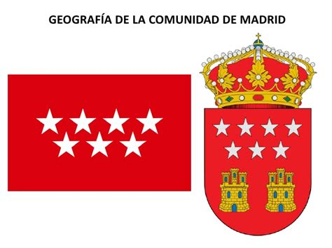 i comunidad de madrid industriamadridccooes geografia de la comunidad de madrid