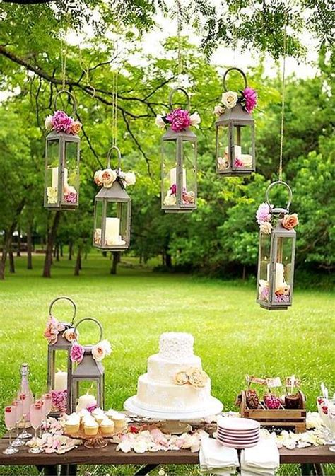 Garden Wedding Shower by Gorgeous Outdoor Wedding Showers Paperblog