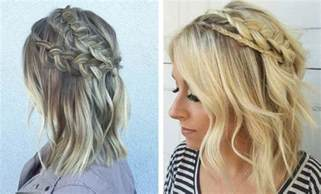 medium hairstyle for 17 chic braided hairstyles for medium length hair stayglam