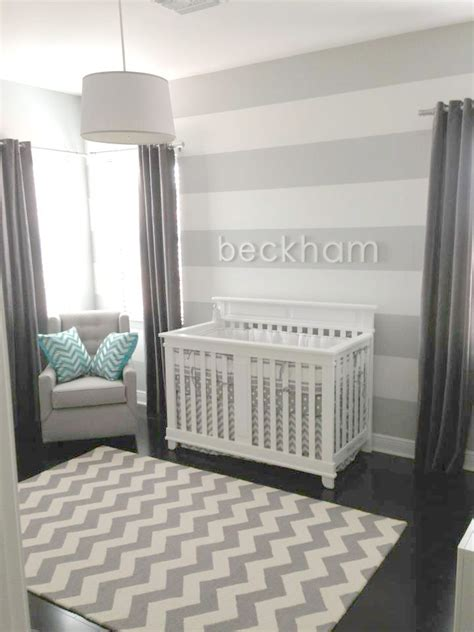 gray baby room zig zag bedding from new arrivals baby chevron striped walls and zig zag pattern