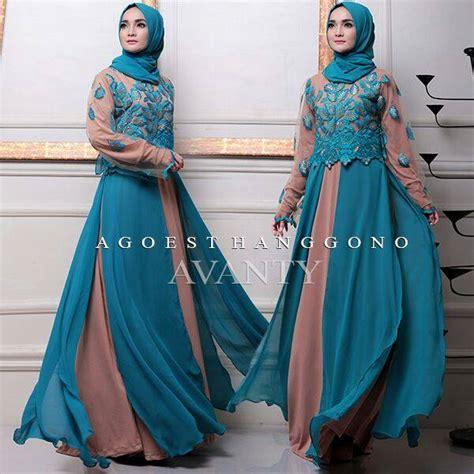 Avanty Dress By Agoest Hanggono Grosir Baju Muslim Murah Jual Busana Muslim