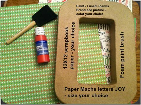 how to cover paper mache letters how to cover paper mache letters paper mache letter