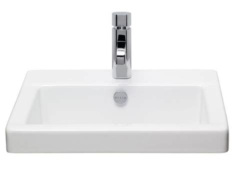 Reece Plumbing Perth by White Hox Semi Inset Counter Basin From Reece