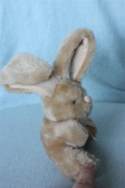Light Brown Bunny by Small Light Brown Bunny W Velcro Ears Bunnies Rabbits