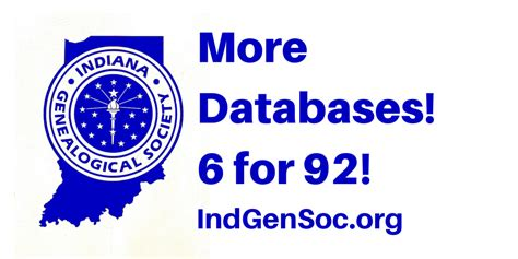 Indiana Birth Records Free Search Indiana Genealogical Society Members Only Databases