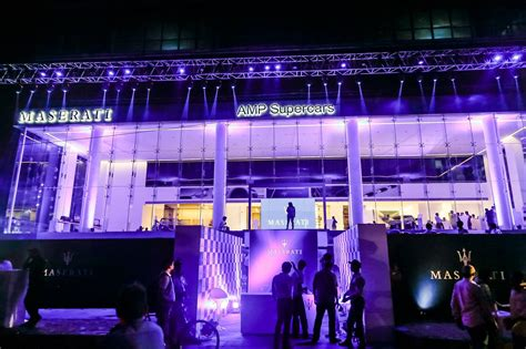 maserati delhi maserati opens first dealership in india gtspirit
