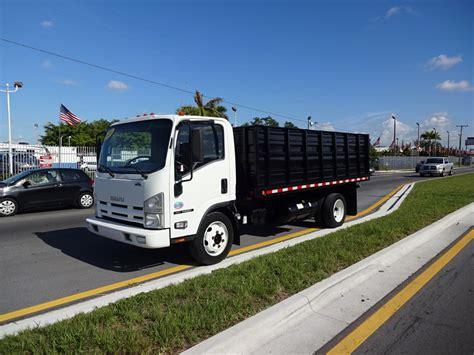 Isuzu Landscape Truck For Sale 10700 Landscape Trucks For Sale