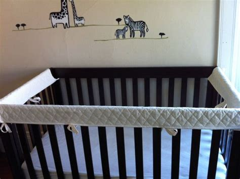 Best Crib Teething Guard by Best 20 Crib Teething Guard Ideas On Crib