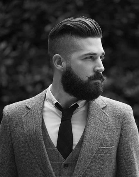 best hair style for man with thin gray hair 15 best hairstyles for men with thin hair mens