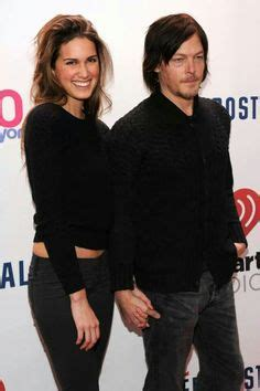 does norman reedus have a girlfriend norman