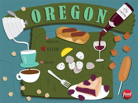 bites in the beaver state what to eat in oregon best