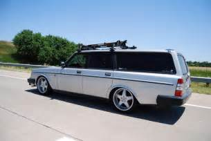 Volvo 240 Wagon Custom Volvo 240 Wagon Whips And Weapons