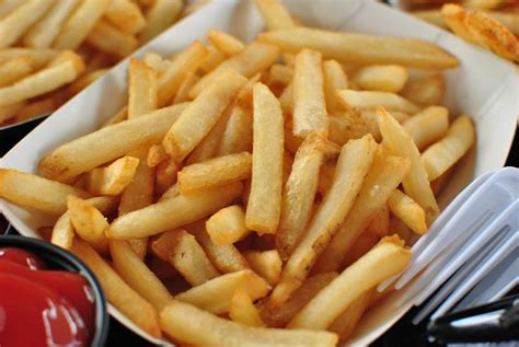 membuat kentang goreng ala restoran rahasia kentang goreng crispy ala restoran fast food bisa