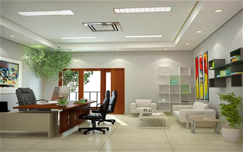 office interior design wallpaper